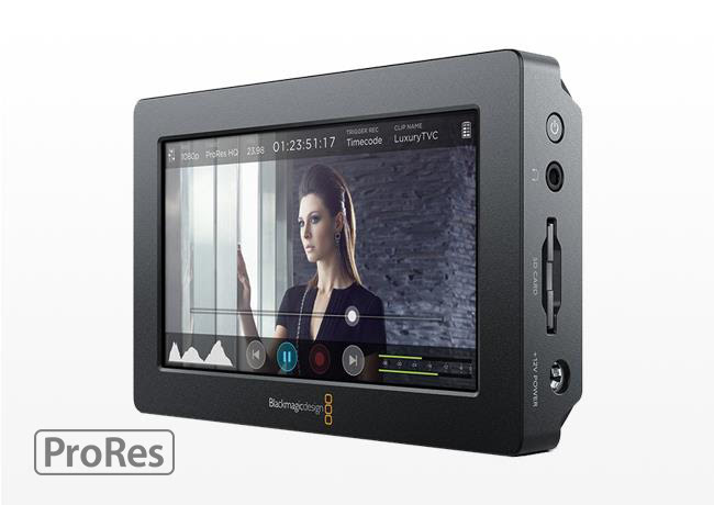 Kiralık Blackmagic Design Video Assist Recorder / 5