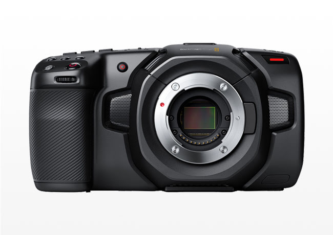 Kiralık Blackmagic Design Pocket Cinema Camera 4K