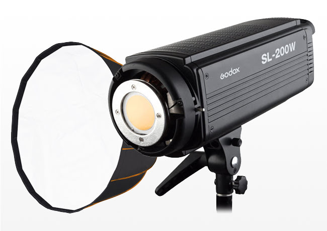 Kiralık Godox SL-200 Video Light LED Set