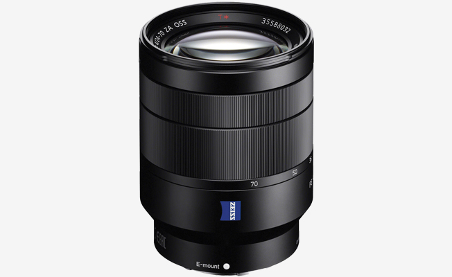 Sony 24-70mm f/4 Lens Detay