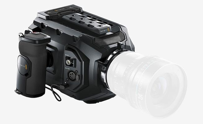 Blackmagic Ursa Mini 4.6K Detay