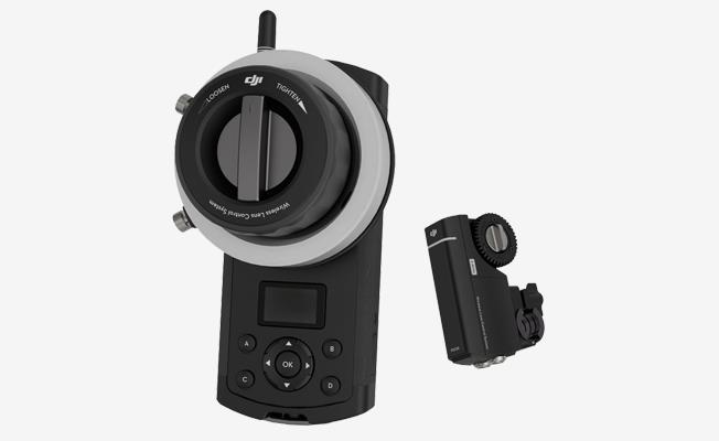 DJI Wireless Follow Focus Detay
