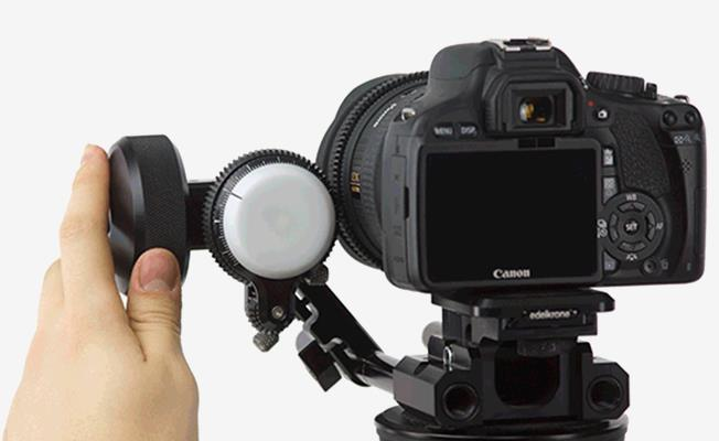 Edelkrone Follow Focus Detay