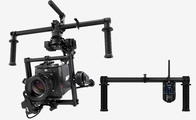 Freefly Movi M15 3-Axis Gimbal Detay
