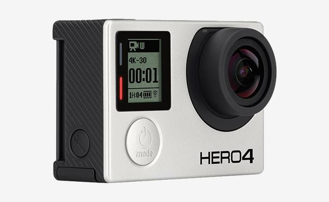 GoPro Hero 4 Black Detay
