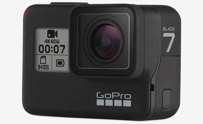 GoPro Hero 7 Black Detay