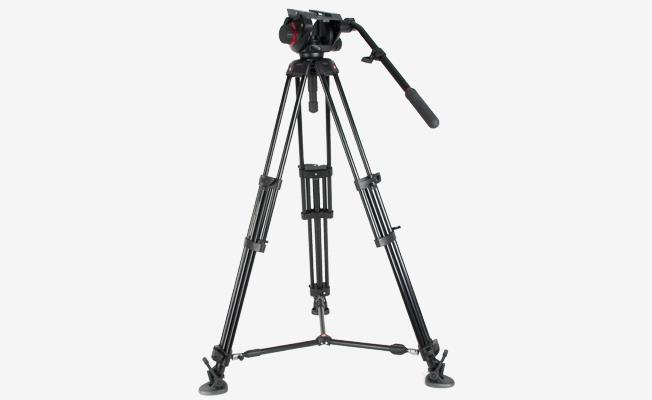 Manfrotto 504 Video Tripot Detay
