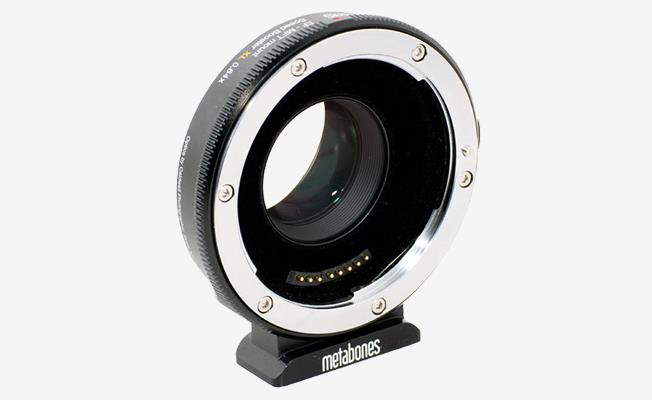 Metabones Speed Booster XL Detay