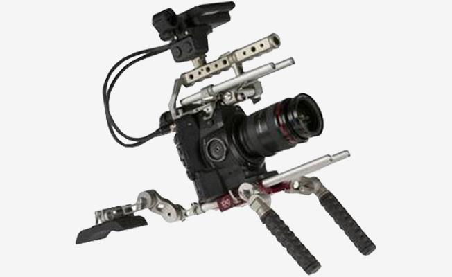 Movcam C300 Shoulder Kit Detay