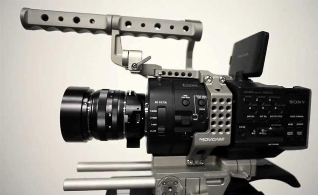 Movcam FS700 Shoulder Kit Detay