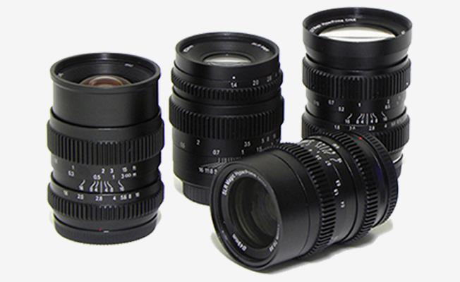 SLR Magic Cine Set (E-mount) Detay