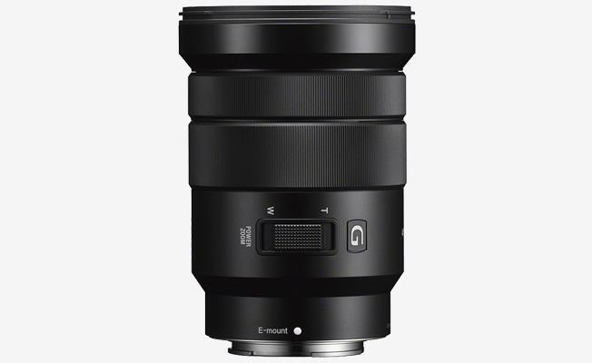 Sony 18-105mm f/4 Lens Detay