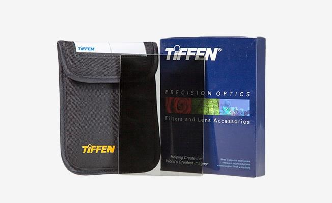 "Tiffen 4x5.65"" Grad ND Set Detay"