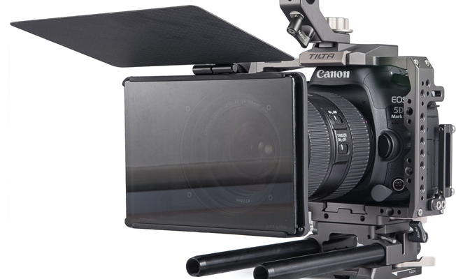 Tilta Mini Clamp-On Matte Box Detay