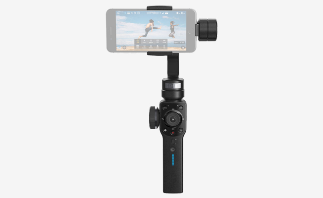 Zhiyun Smooth-4 Gimbal Detay